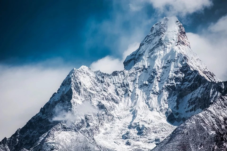 Beauty of Ama Dablam